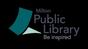 Milton Public Library logo