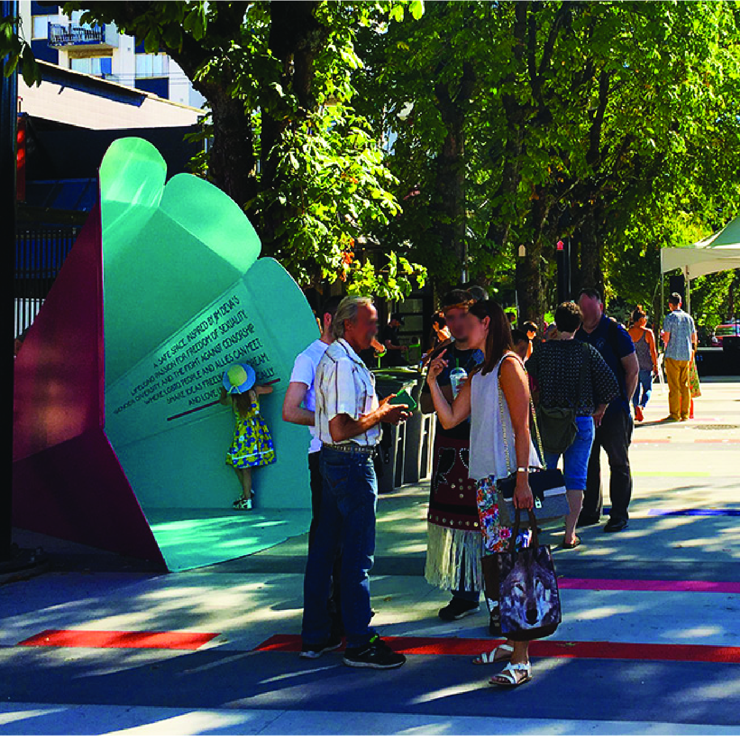 Plazas and Public Spaces
