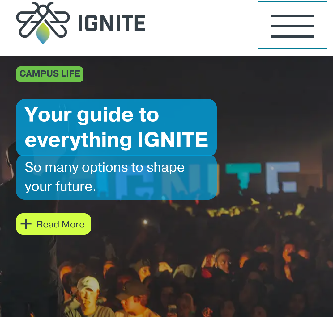 ignitestudentlife.com